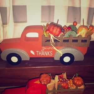 Give Thanks Old Farm Truck